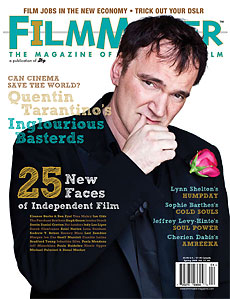 Filmmaker Magazine 2009 Summer